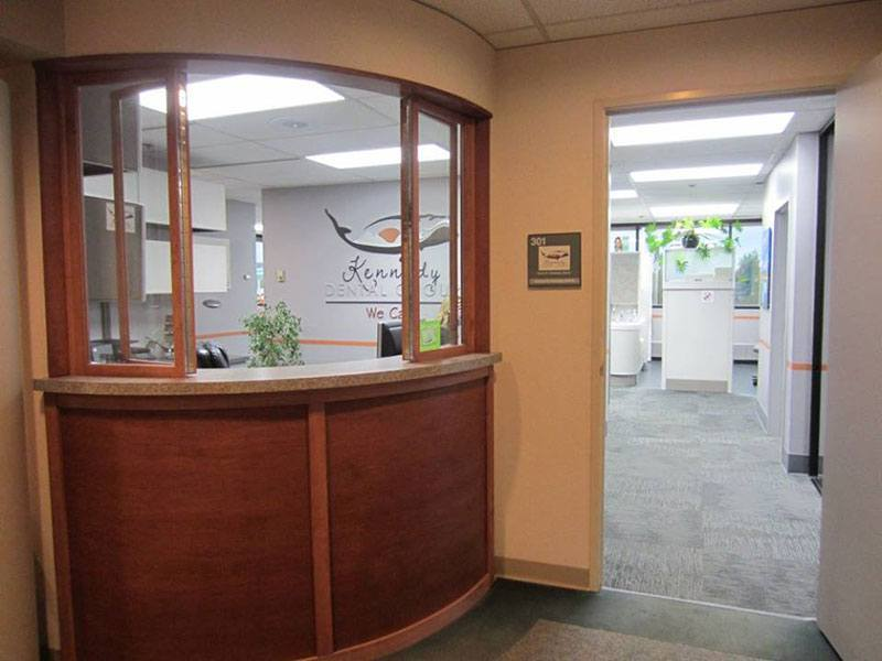 Kennedy Dental Group front desk