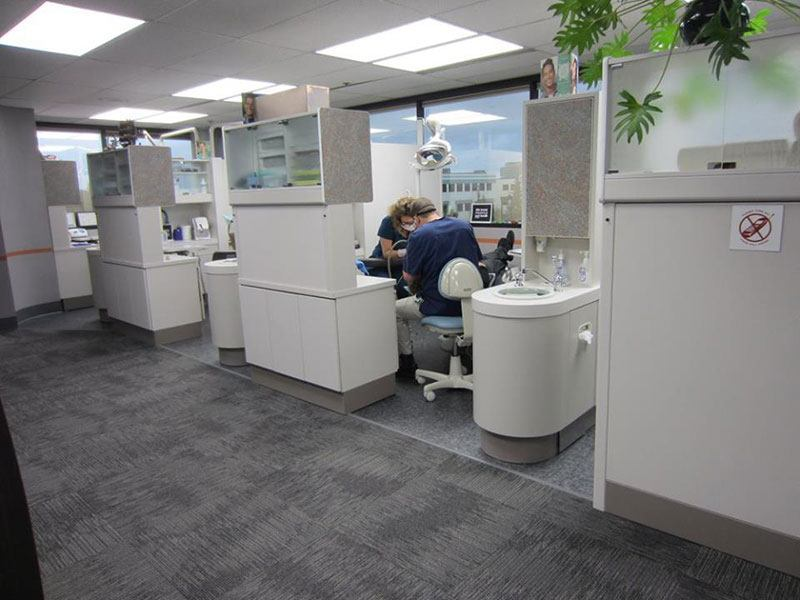 Kennedy Dental Group examination area