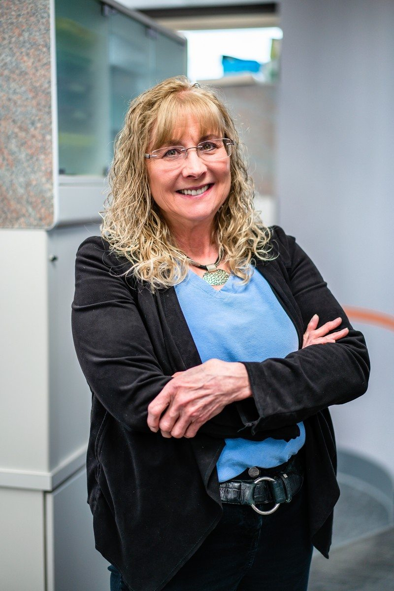 Diane office manager for Kennedy Dental Group